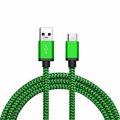 3FT USB-C Type-C Data Charger Fast Charging Cable Cord for Samsung Note 8 S8 LOT