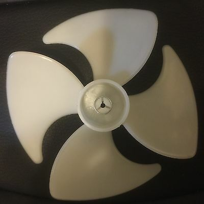 Fridge FAN BLADE Anti Clock Wise 10cm diameter Samsung W'lpool DA31-00010D 0550 6