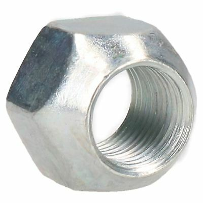 """1/2"""" UNF Conical Wheel Nuts Nut Pack of 8 for Trailer Caravan Suspension Hubs"""