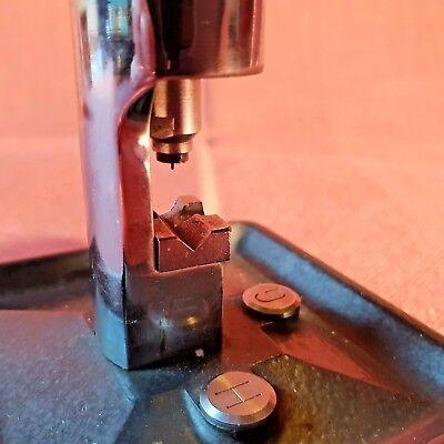 altes Dental Parallelometer von D&Z - Zahnarzt Instrument  Siehe Bilder 4
