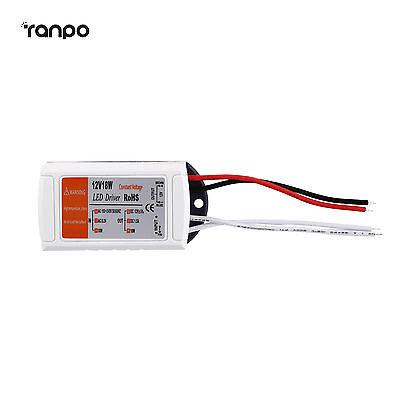 LED Driver Adapter AC 220 -240V To DC 12V Transformer Power Supply For LED Strip