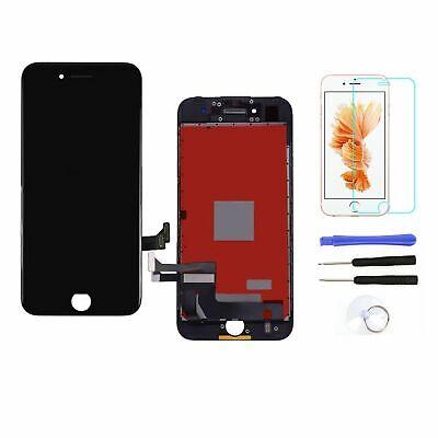 Vitre Tactile + Ecran Lcd Retina Assemblé Sur Chassis Pour Iphone 7 Noir /Blanc 2