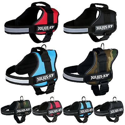 Julius K9® Power Harness Strong Adjustable & Reflective Dog Puppy Harnesses 4
