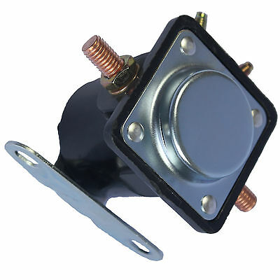 RELAY SW-3 STARTER SOLENOID NEW For 1958-1991 Ford Jeep Mercury Lincoln 11