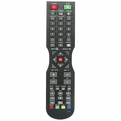 SONIQ TV Remote Control (QT166, QT155, QT155S) QT1D - NO SETUP NEEDED 6