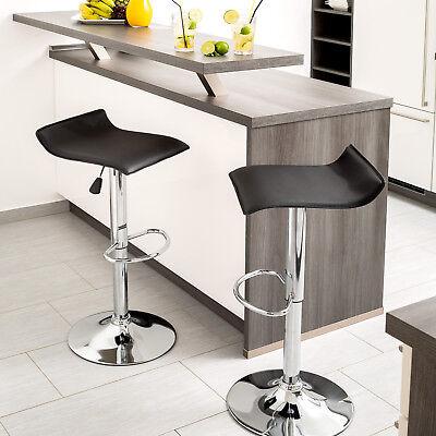 2 SGABELLI DA bar moderni set sgabello design cucina regolabile ...