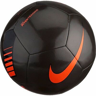 b112b86fe ... Nike Pitch Training Team Technique Strike Football Soccer Ball English  size 5 6