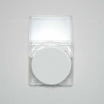 47mm,1.00 Micron,Lab PTFE Membrane Filter,Outer Diameter 47mm,50 Sheets/Lot 4