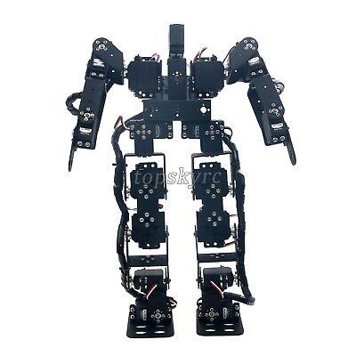 17DOF Humanoid Biped Robotic Educational Robot Kit Servo Bracket Ball Bearing tp 5