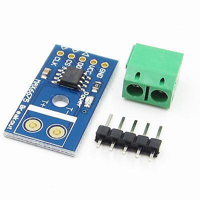 Arduino MAX6675 Type K Thermocouple Temperature Sensor Module SPI Interface MO
