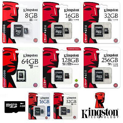 Kingston SDCS SD Speicherkarte 8GB 16GB 32GB 64GB 128GB 256GB - OTG Kartenleser 5