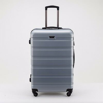 28 inch (100L) Large Luggage Trolley Travel Bag 4 Wheels hard shell suitcase 5