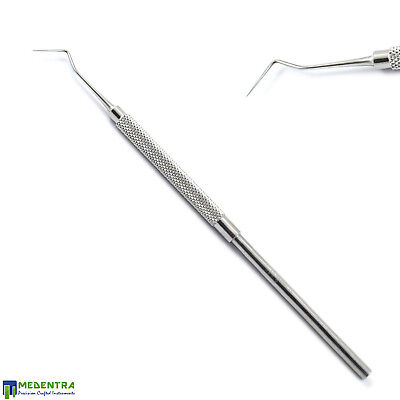 Dental Single Ended Probes No. 9 Diagnostic Probes Dental Calculus Plaque Remove 3