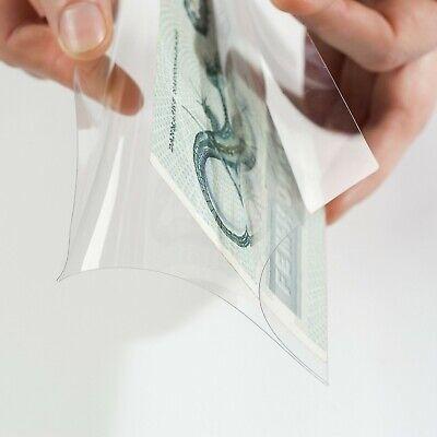 20 Lighthouse Premium Mylar #160 US Small Modern Currency Dollar Bill Sleeves 2