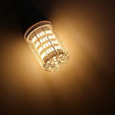 LED Glühbirne Birne Mais Licht Leuchtmittel Lampe E27 E14 3W DC12V 24V AC220V 6