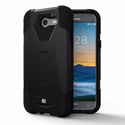 For Samsung Galaxy J7V (2017) J7 Perx J7 Sky Pro J7 Prime Halo Rugged Case Cover 6