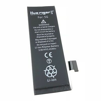 NEW iPhone 5 Replacement Battery 616-0613 1440mAh with FREE TOOLS & ADHESIVE