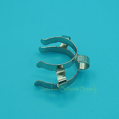 50Pcs 24#,Metal Clip,Keck Clamp,24/29 or 24/40 Glass Ground Joint 4