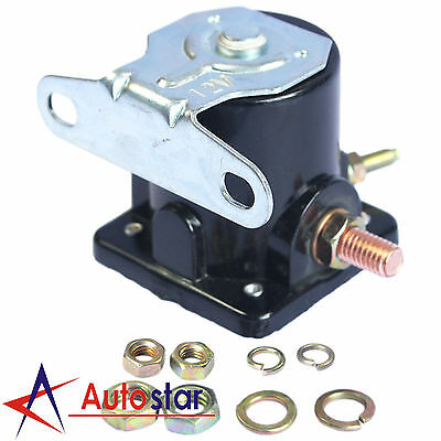 New Starter Solenoid Relay SW-3 For Ford Jeep Lincoln Mercury 1958-1991 3