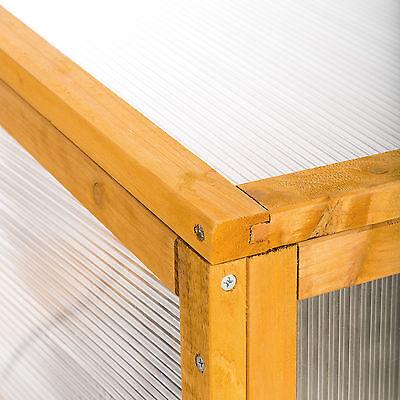 Inserto protector caseta de exterior para TecTake mesa de cultivo de suelo alto