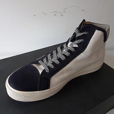 ... HOGAN REBEL R206 Sneakers Uomo EU 45 UK 10.5 Camoscio HO-049 Listino €  280 a9674b3a60f