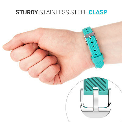 For Fitbit Alta & Hr Wrist Straps Wristbands, Replacement Accessory Watch Bands 4