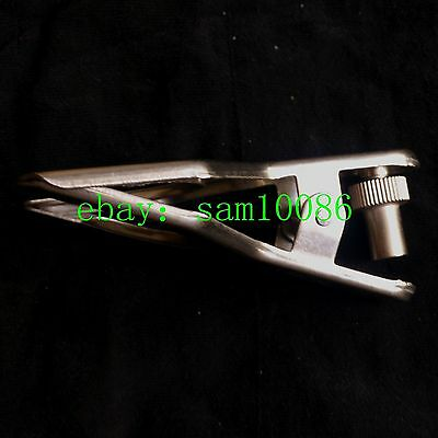 S35,Stainless Steel Clamp,Glassware Clip,Essential Oil Steam Distillation Clamp 4