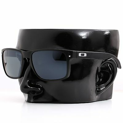 2162775efa ... Polarized IKON Replacement Lenses For Oakley Holbrook Sunglasses -  Black 2
