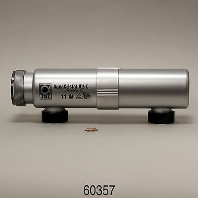 JBL AquaCristal UVC 11 Watt Ersatzquarzglas mit Gehäuse Ersatzteil 6035700 2