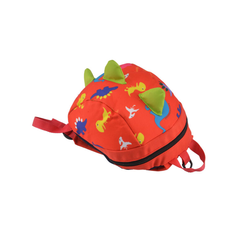 Cartoon Baby Toddler Kids Dinosaur Safety Harness Strap Bag Backpack with Reins 4