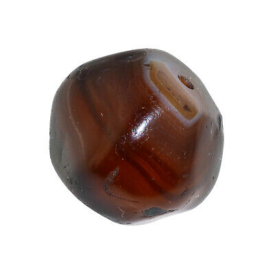(2522) Ancient  Agate Bead from China-Tibet,  唐朝 7