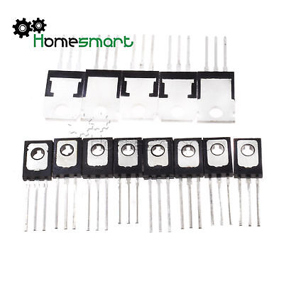 2Pcs TIP125 Transistor ZU-220 St yk