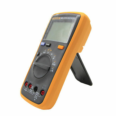 New FlUKE 15B+ Multimeter AC/DC/Diode/R/C auto/manual 5