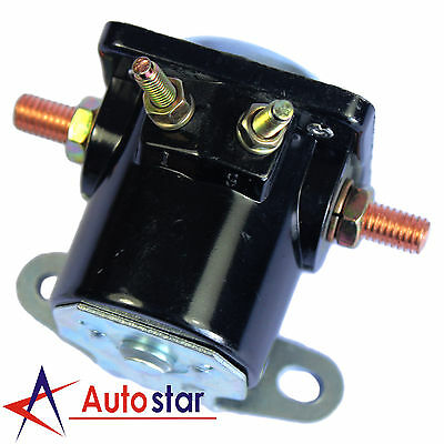 New Starter Solenoid Relay SW-3 For Ford Jeep Lincoln Mercury 1958-1991 9