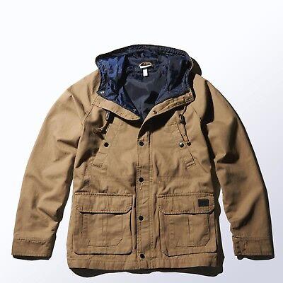 1f7417303bfb ... Adidas Men s Lined Parka Jacket Light Weight Neo Coat S13823 2
