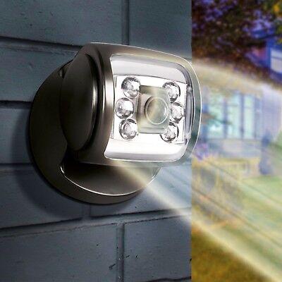 Zennox Security Spot Light LED Motion Sensor PIR Battery Solar Power Waterproof 4