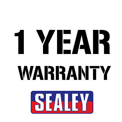 TB301 Sealey Bumper Protection Plate Stainless Steel [Towing Accessories] 3