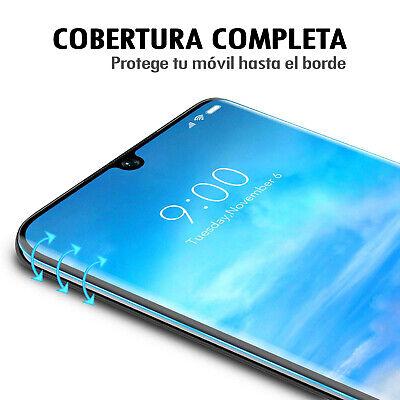 Protector Pantalla Xiaomi Mi Note 10 Cristal Templado Completo 3D Dureza 9H 2