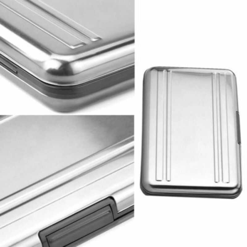 Memory Card Box Case Holder For 8 Micro SD SDHC SDXC TF Cards Waterproof Storage 5