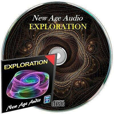 Entspannungs Musik, Ambient, relaxen, Wellness,Meditation, New Age ✔5 Audio CD`s 6
