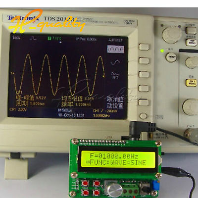 DDS Function Signal Generator Custom arbitrary Waveform Sine/Triangle COUNTER 5