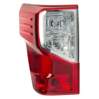 For 08-17 Jeep Patriot Rear LH LEFT Driver Side Tail Lights Brake Lamps Assembly