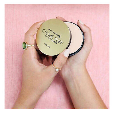 Max Factor Creme Puff 2in1 Face Compact Pressed Powder Foundation 21g 4