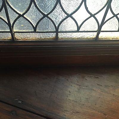Impressive jeweled stained glass window 5