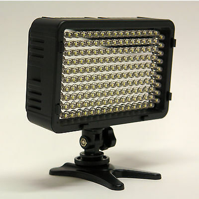 Pro 4k Ac Dc On Camera Led Video Light Panel For Sony Pxw