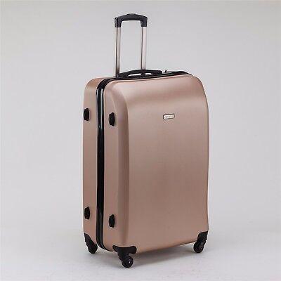 Single 28 inch (100L) Large Luggage Trolley Travel Bag 4 Wheel suitcase