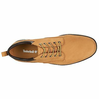 TIMBERLAND BRADSTREET LACE Up Shoe. Wheat Yellow Nubuck, 12.5 Uk, 47.5 Eu, New