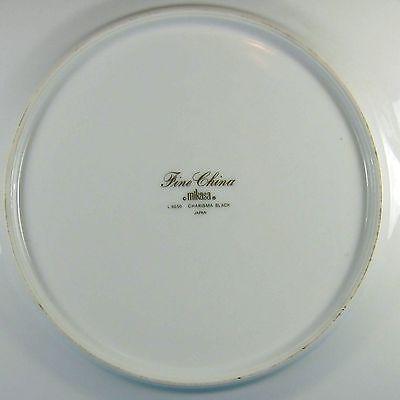 MIKASA CHARISMA BLACK Dinner Plate (s) L9050 - $9.99   PicClick