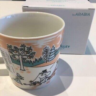 Arabia Moomin Valley Park Japan Limited Exclusive Moomin Mug 2019 MOOMINVALLEY 3