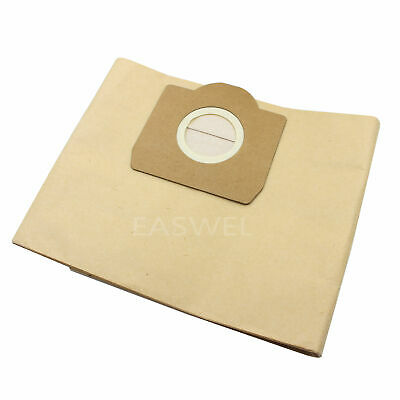 Staubsaugerbeutel passend für Kärcher T 201 ESB 1889-881 - Filtertüten 3